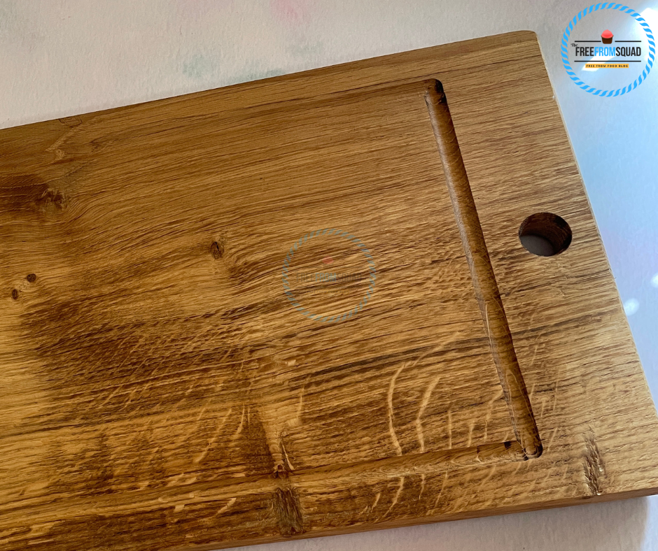 Made to Last Chopping Board