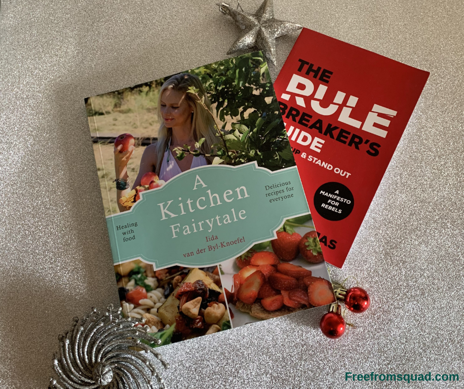 A Kitchen fairtale cookbook, healthy cook book.