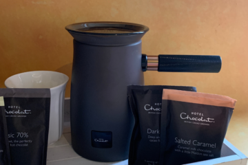 Hotel Chocolat Hot chocolate Velvetiser Review