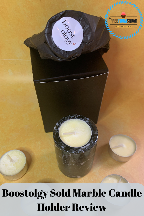 Boostolgy Sold Marble Candle Holder Review