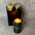 Boostology vegan candle marble holder