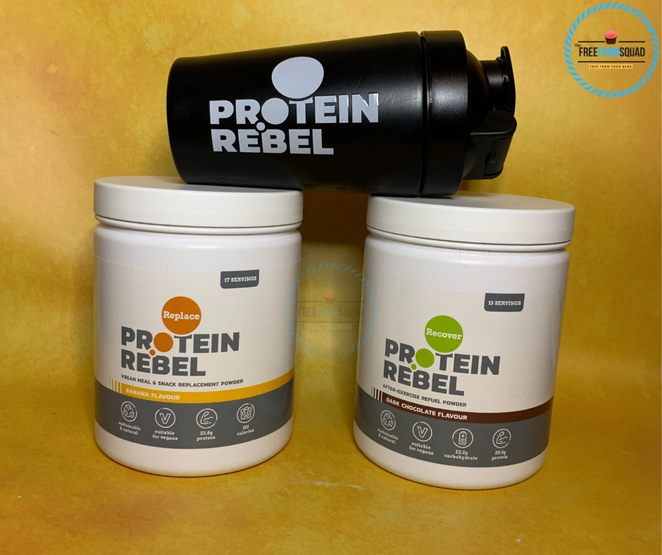 Protein Rebel Review