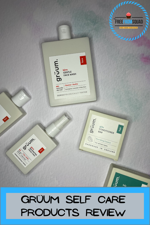 Grüum Self Care Products Review